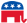 Republican Party elephant logo small